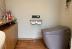 3か所のトイレを便器取替でイメージチェンジ