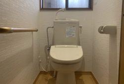 伊万里市 N様邸トイレ改修工事